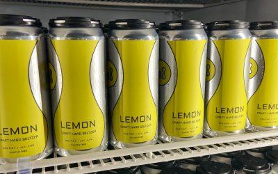 Lemon Hard Seltzer Can Release